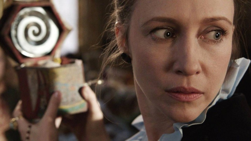 The Conjuring 2013 Movie Review Impression Blend