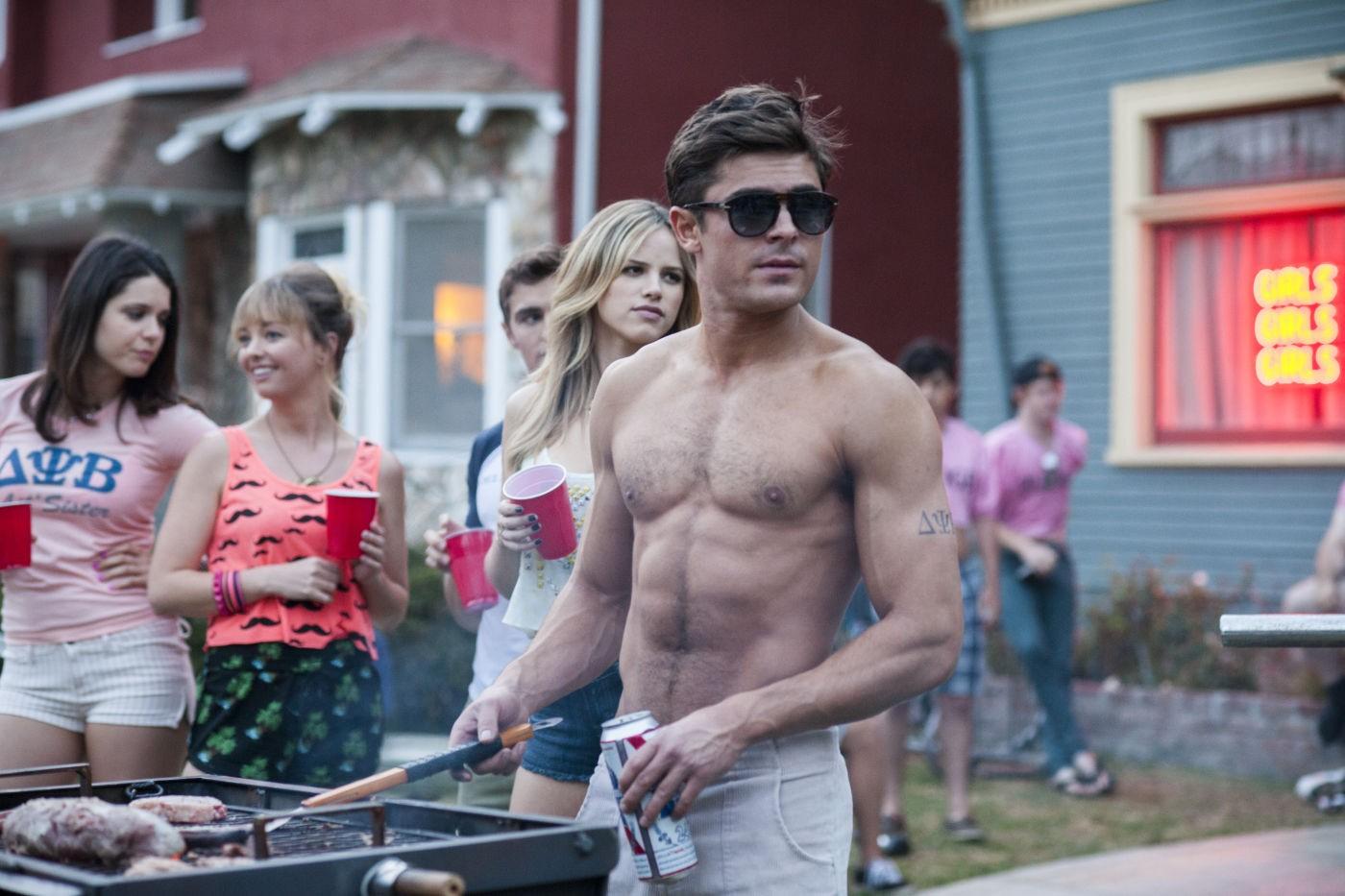 Neighbors (2014) Zac Efron