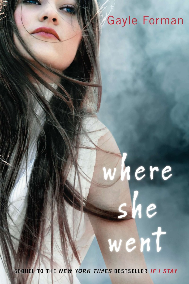 Where She Went book cover