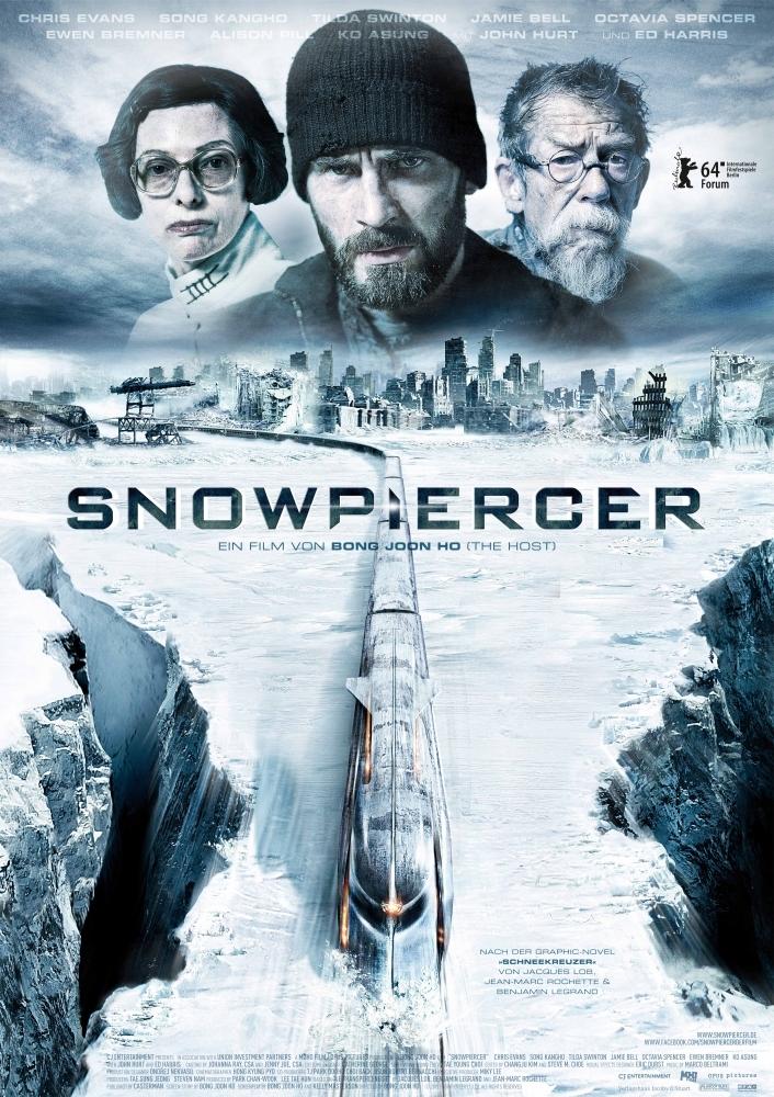 Snowpiercer (2013) movie poster
