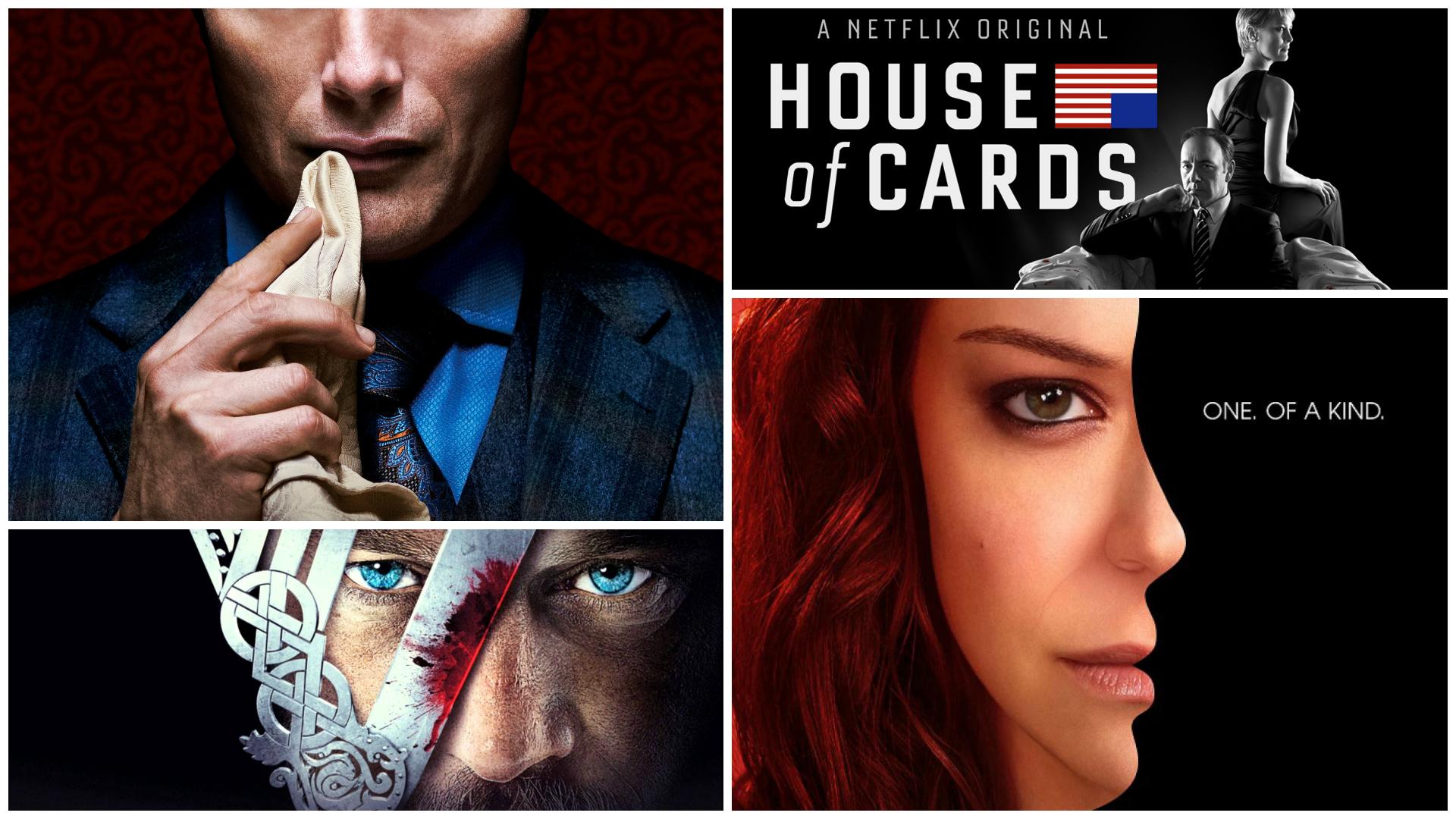 4 TV Shows to Binge Watch