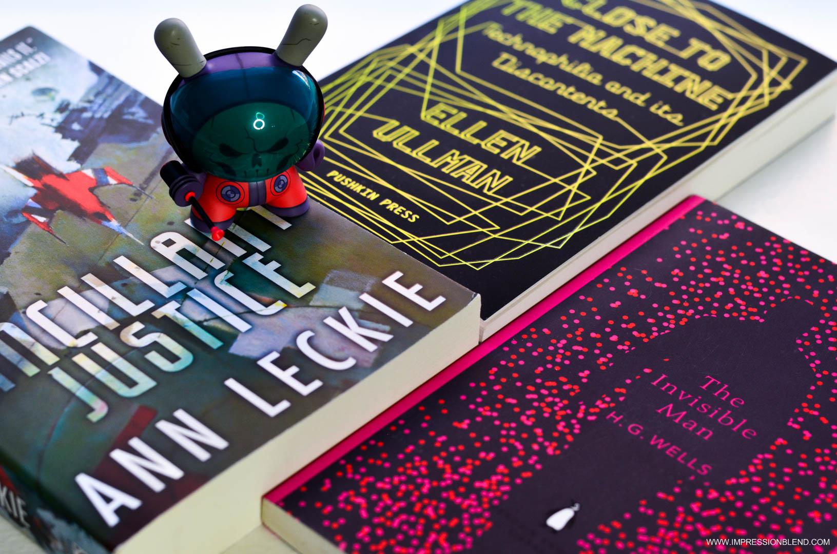 March Book Haul 2015 - memoir and sci-fi