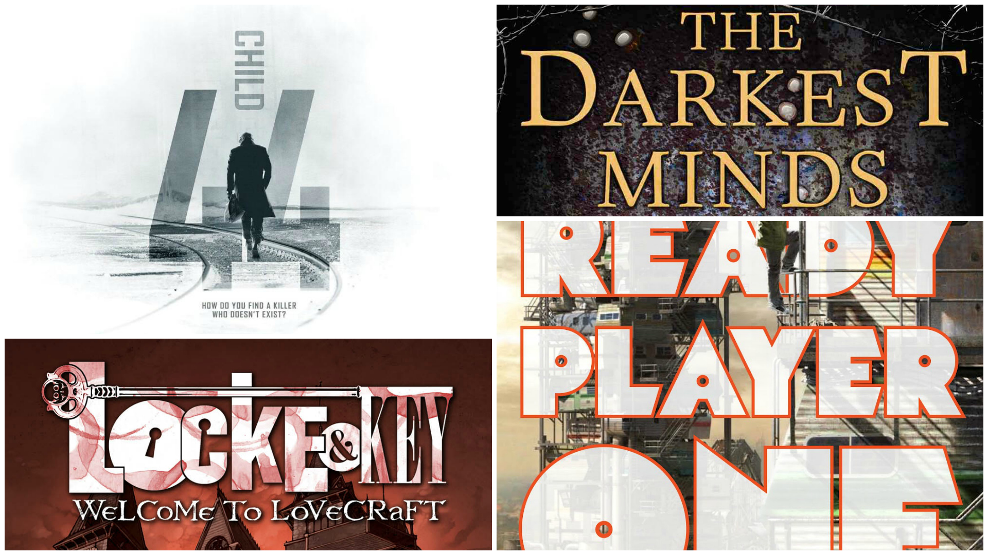 4 Book-to-Screen Adaptations I'm Worried About