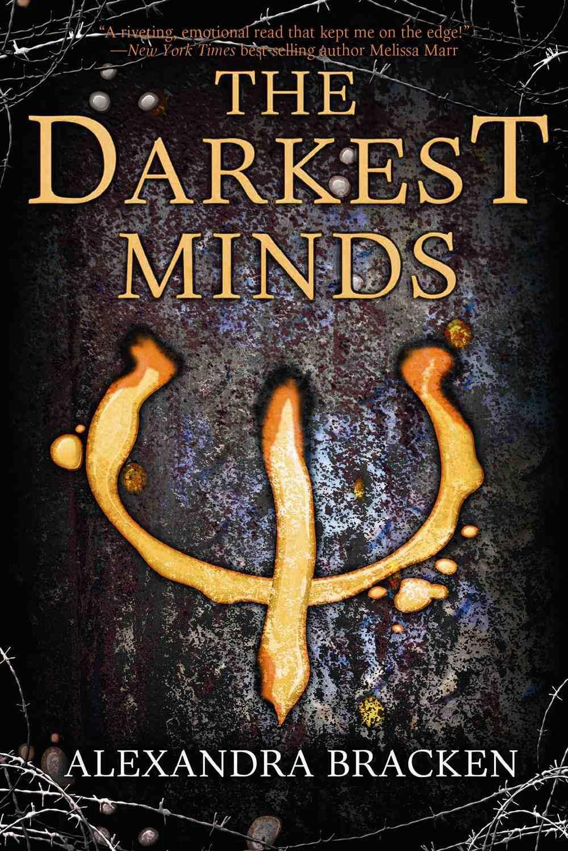 The Darkest Minds book cover