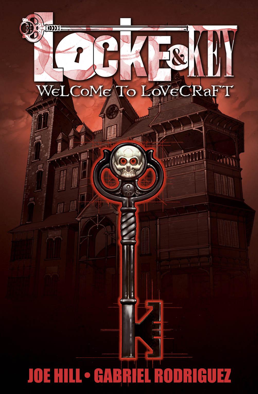 Locke & Key Vol. 1 cover