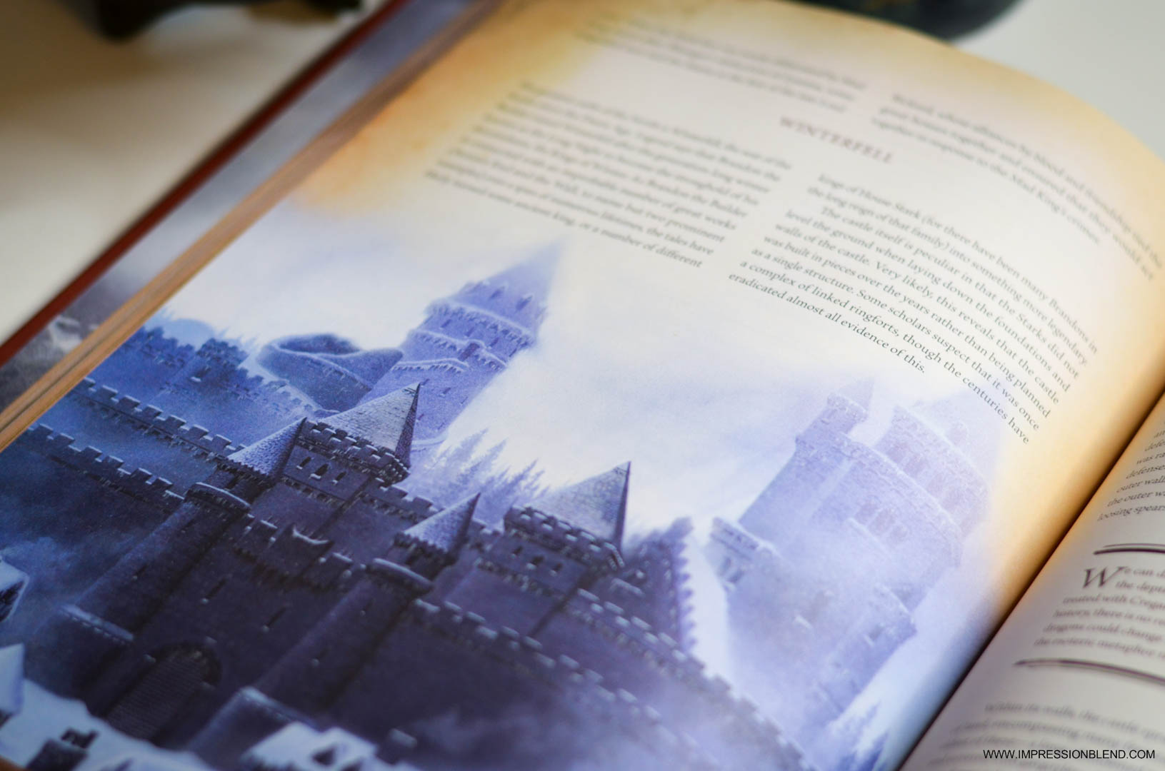 The World of Ice and Fire - Winterfell