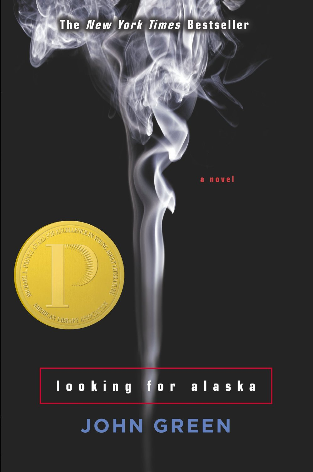 Looking for Alaska by John Green book cover