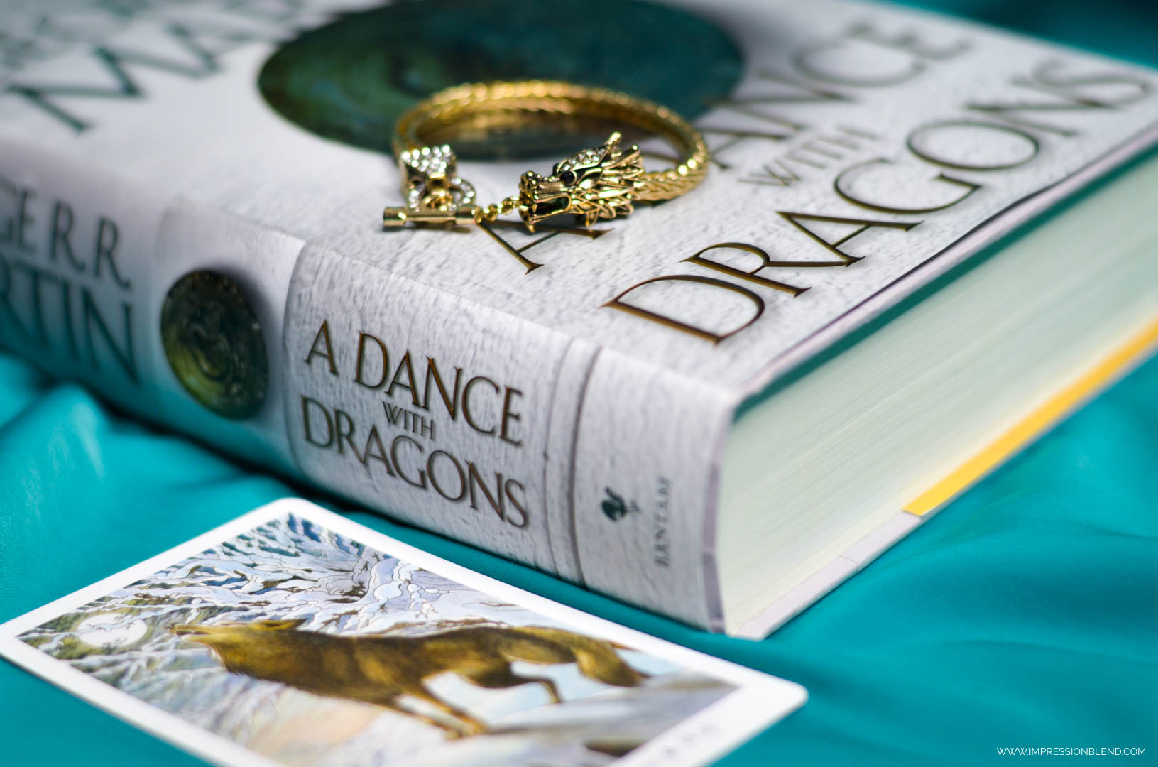 A Dance with Dragons by George R.R. Martin Book Review