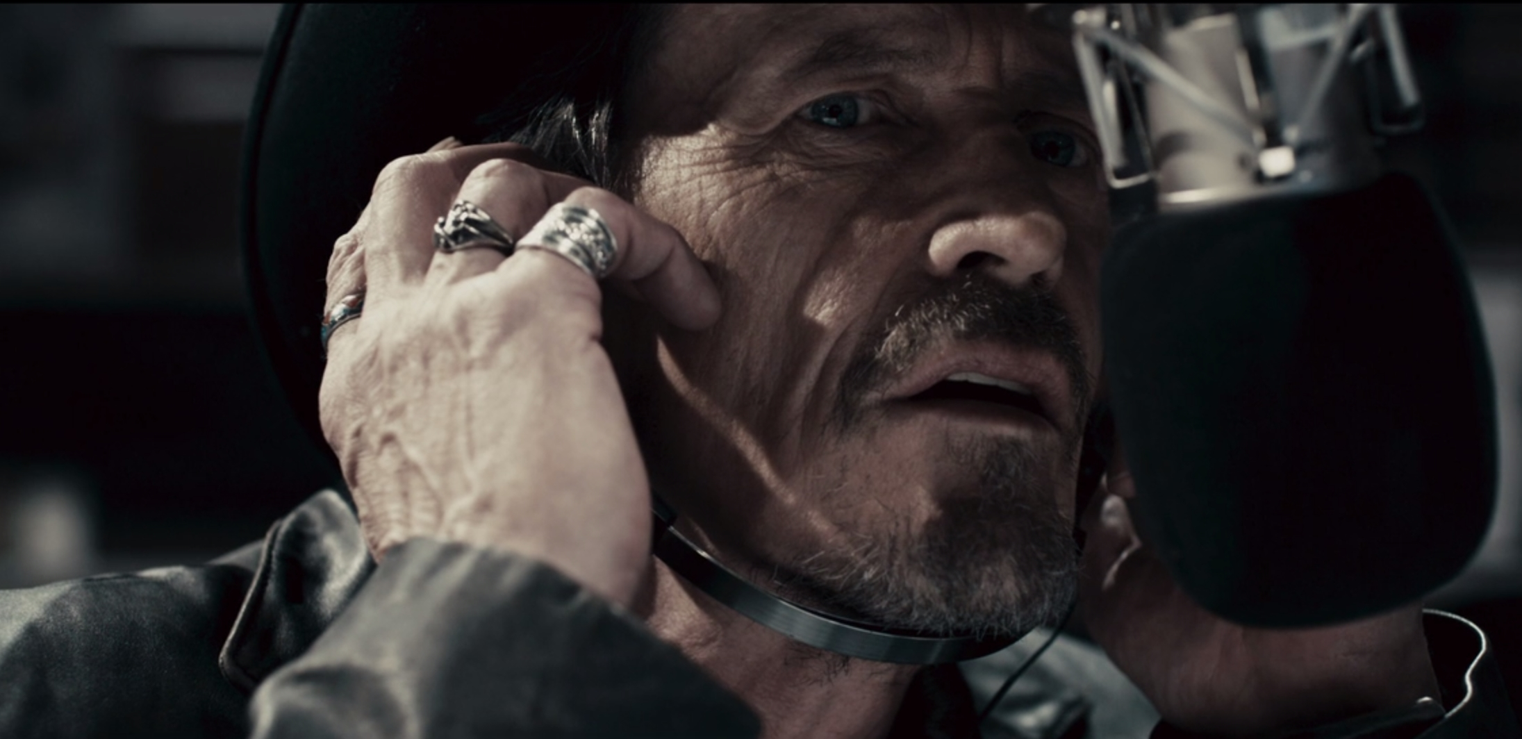 "Stephen McHattie as Grant Mazzy in ""Pontypool"" (2009)"