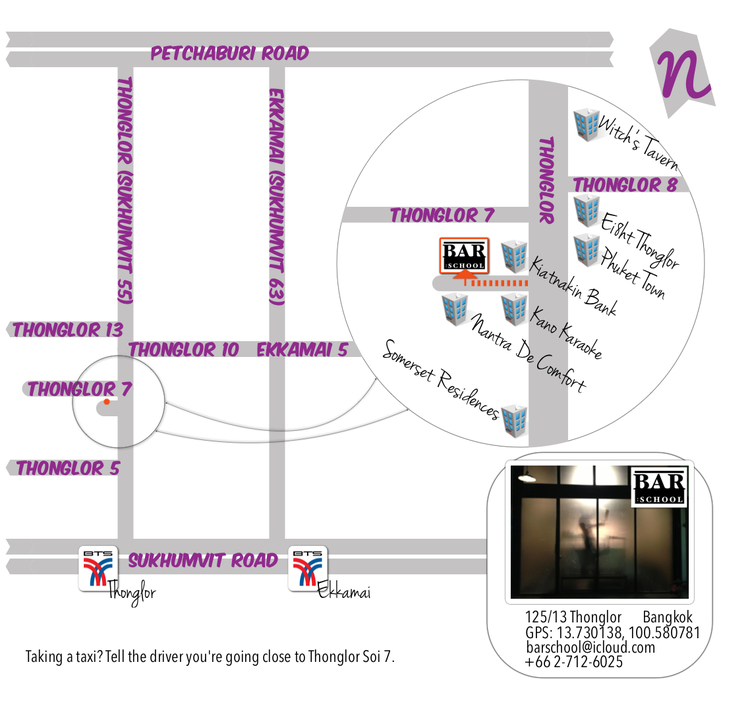 Map to BAR:School