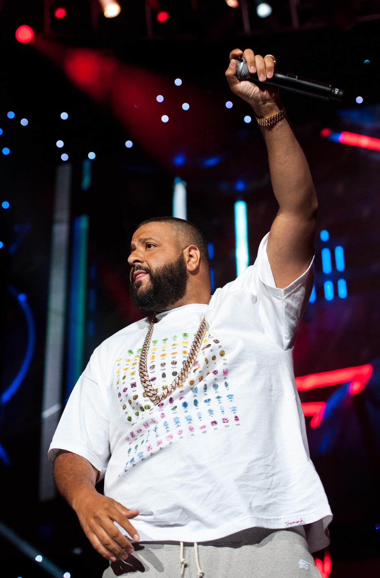 DJ Khaled @ Staples Center | 2014