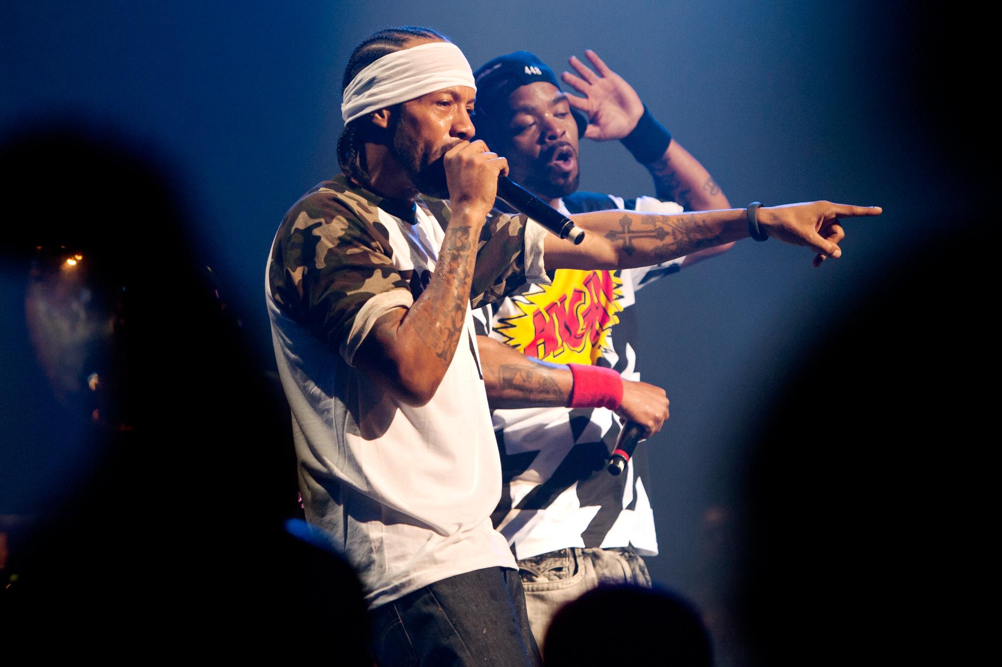 Redman and Method Man @ Club Nokia | 2014