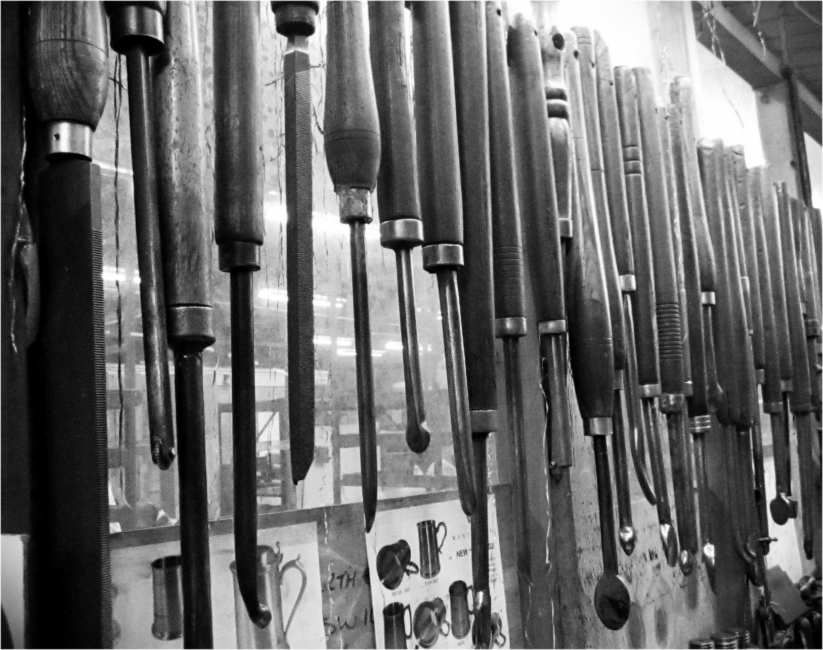 Bill Kerry's Spinning tools