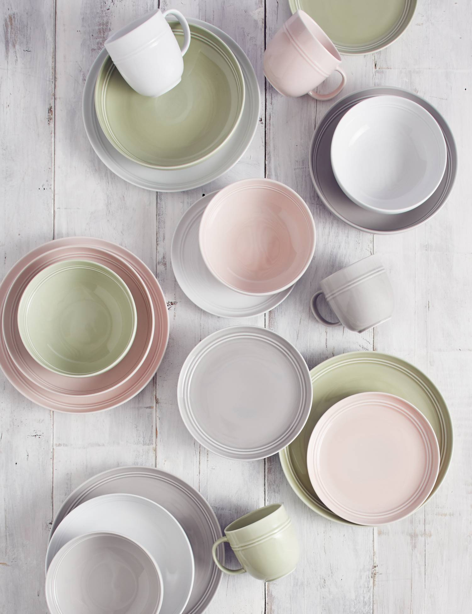 Marlowe Porcelain dinnerware exclusively at Marks & Spencer