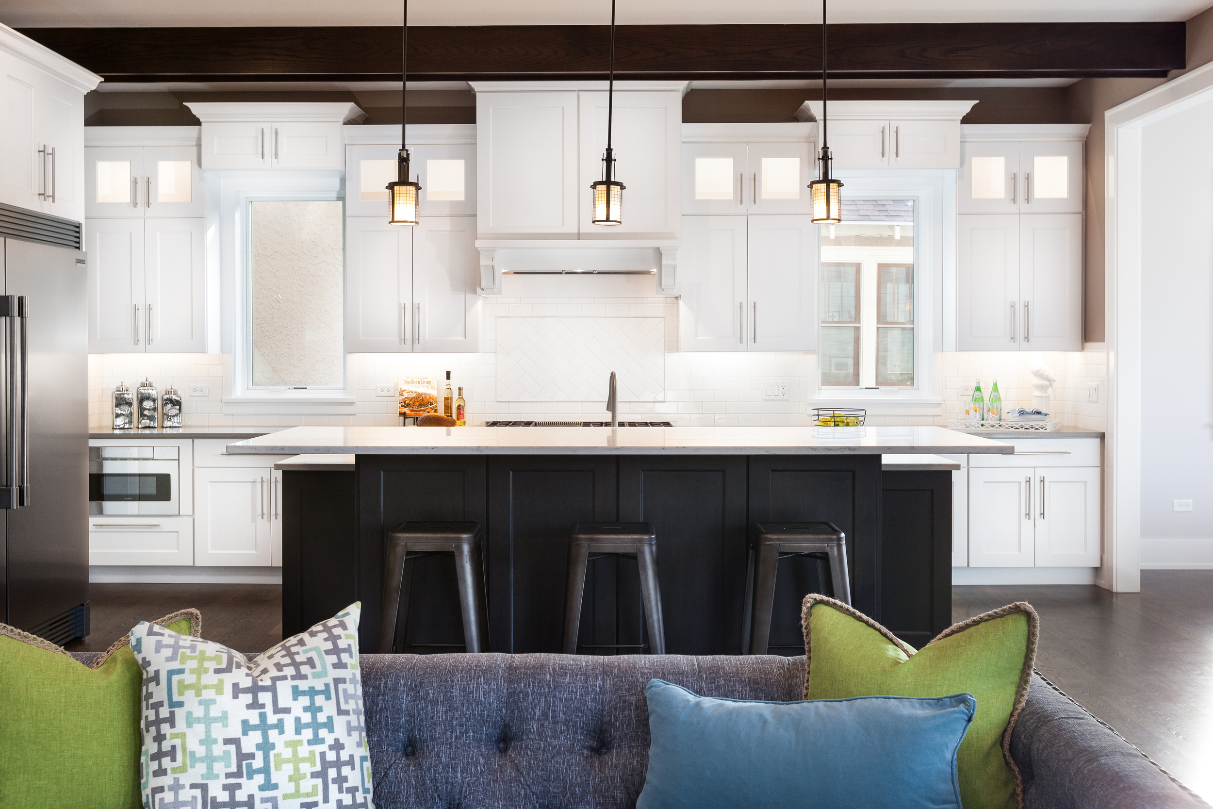 Family to Kitchen one point perspective.jpg
