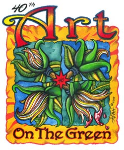 The 2008 Poster Contest Winner was Georgie Hylton of Coeur d'Alene. Georgie is a Graphic Designer/ Illustrator/ Artist/ Web Designer.