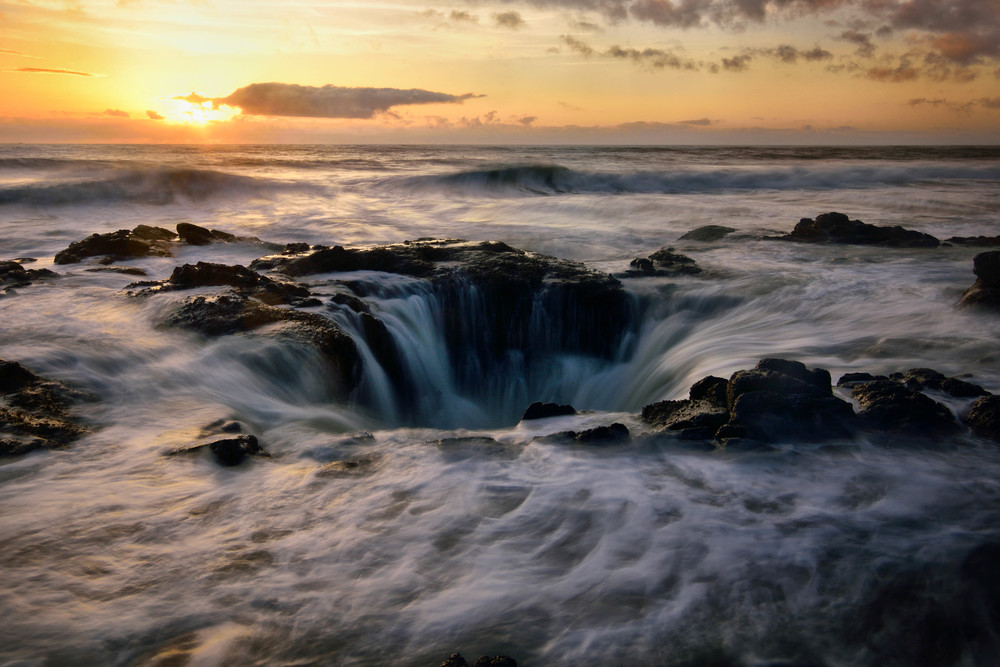THOR'S WELL by Kevin Odette