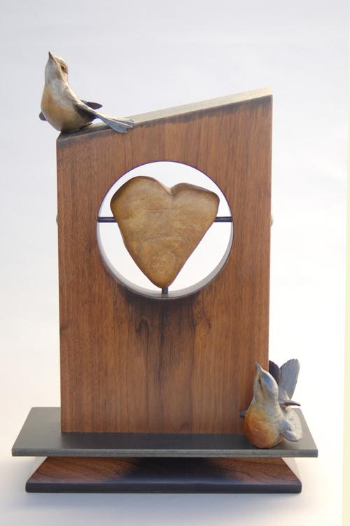 Window to Love by Ken Newman
