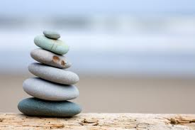 Finding balance is important to your health and stress management.