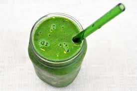 Chocolate Green Smoothie