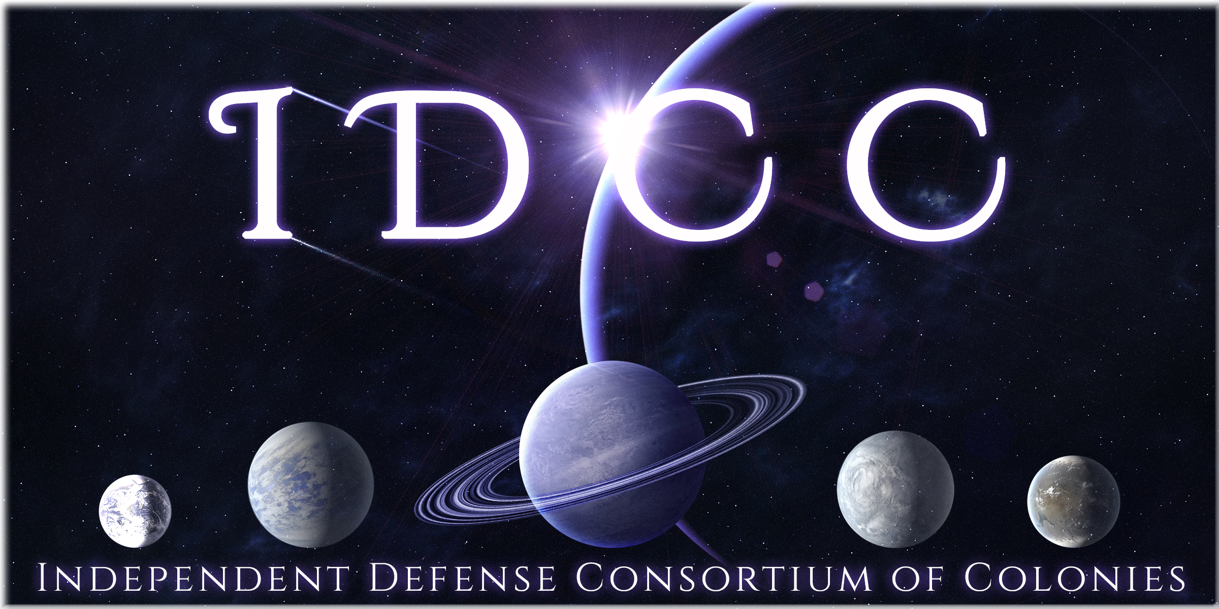 IDCC Emblem