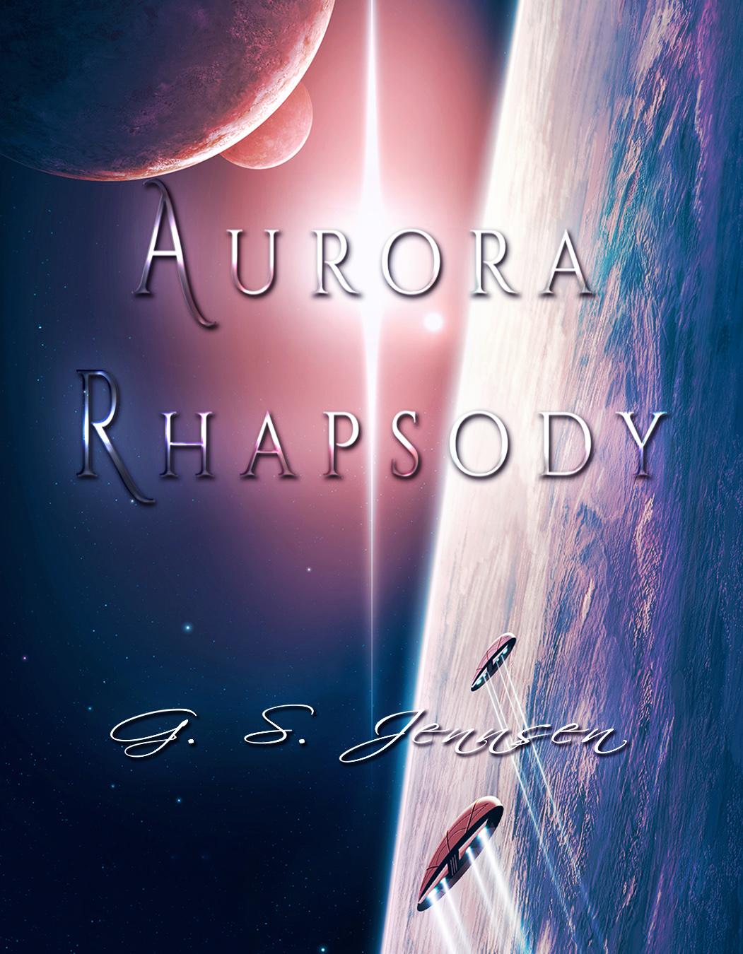 AURORA RHAPSODY WINE LABEL    Size: 4.5 inches x 3.5 inches