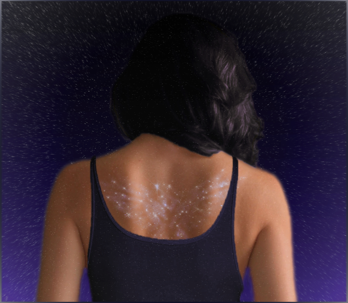 Nika's Phoenix Constellation Tattoo