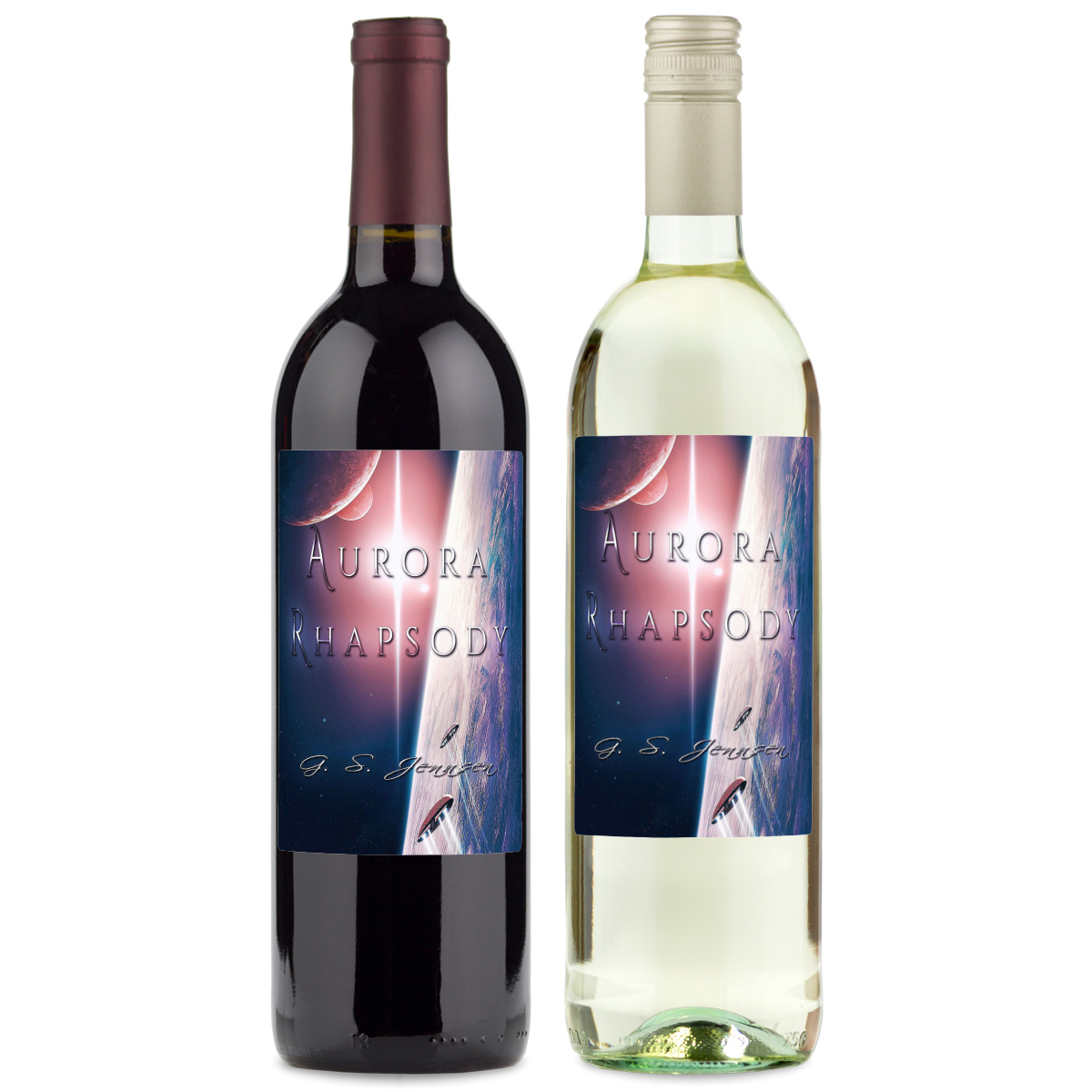 Wine Bottles & Labels