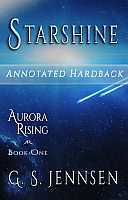 STARSHINE ANNOTATED HARDBACK