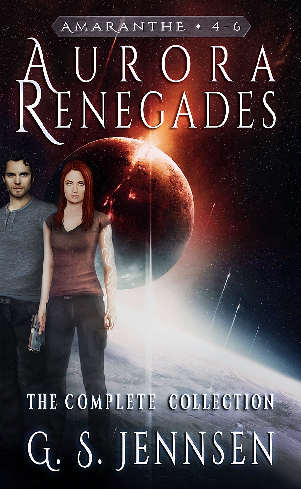 AURORA RENEGADES: THE COMPLETE COLLECTION