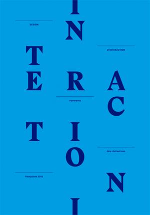 Design d'interaction – Panorama des réalisations françaises 2015     | Designers Interactifs