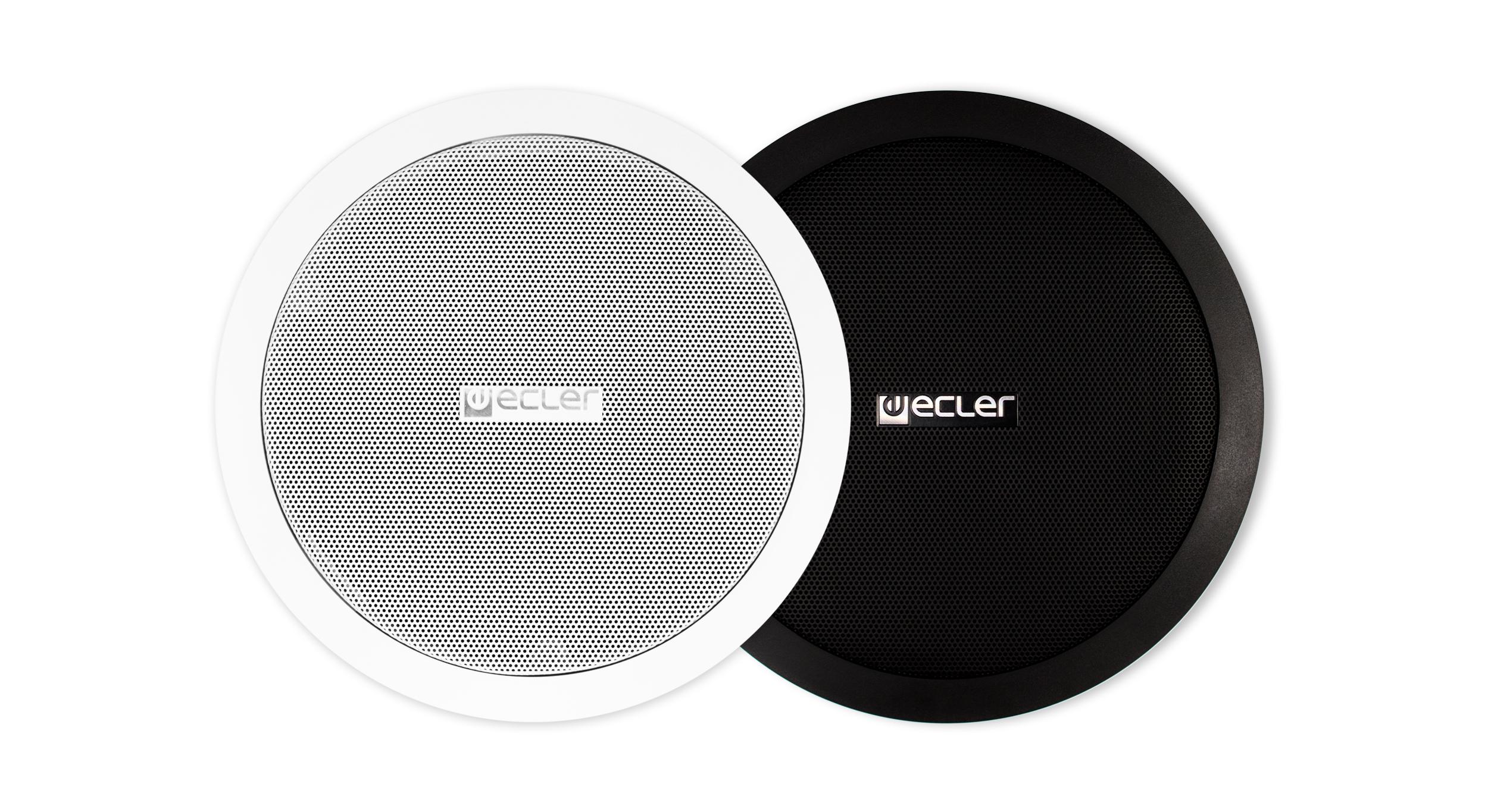 Ecler-in-ceiling-loudspeaker-IC6WH--BK-front-grill.jpg