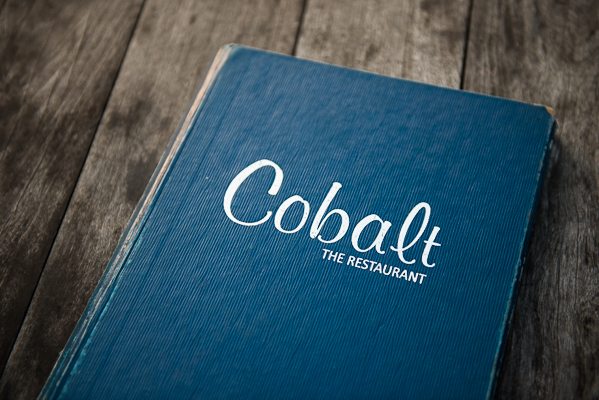Cobalt restaurant on the Alabama coast