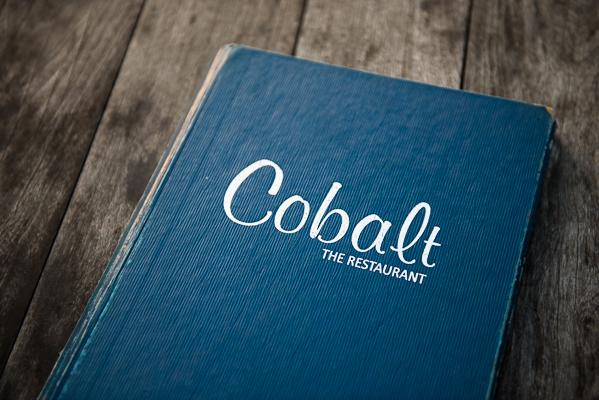Cobalt restaurant on the Alabama coast
