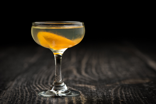 West Coast Vesper - Photographed for Anchor Distilling in San Francisco