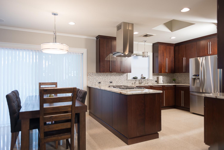 Kitchen rental studio space