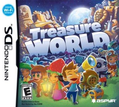 Treasure World (DS)