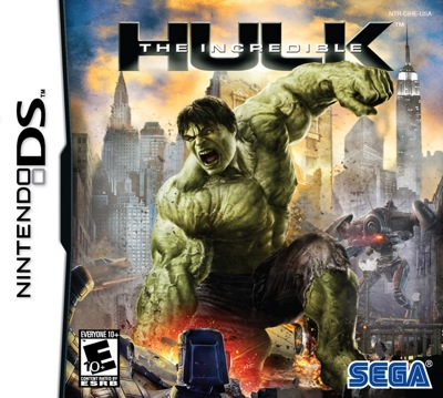 The Incredible Hulk (DS)