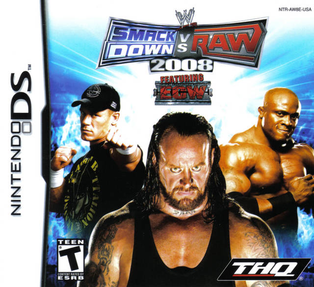 WWE Smackdown vs. RAW (DS)