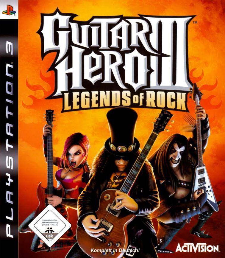 Guitar Hero III (Xbox 360/PS3)