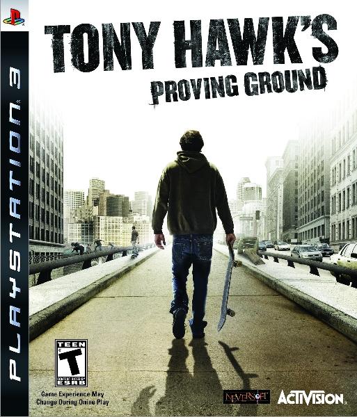 Tony Hawk's Proving Ground (Xbox 360, PS3)