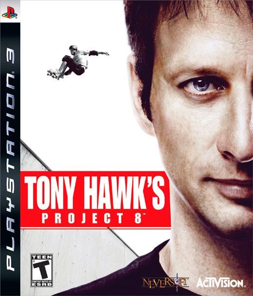 Tony Hawk's Project 8 (Xbox 360, PS3)