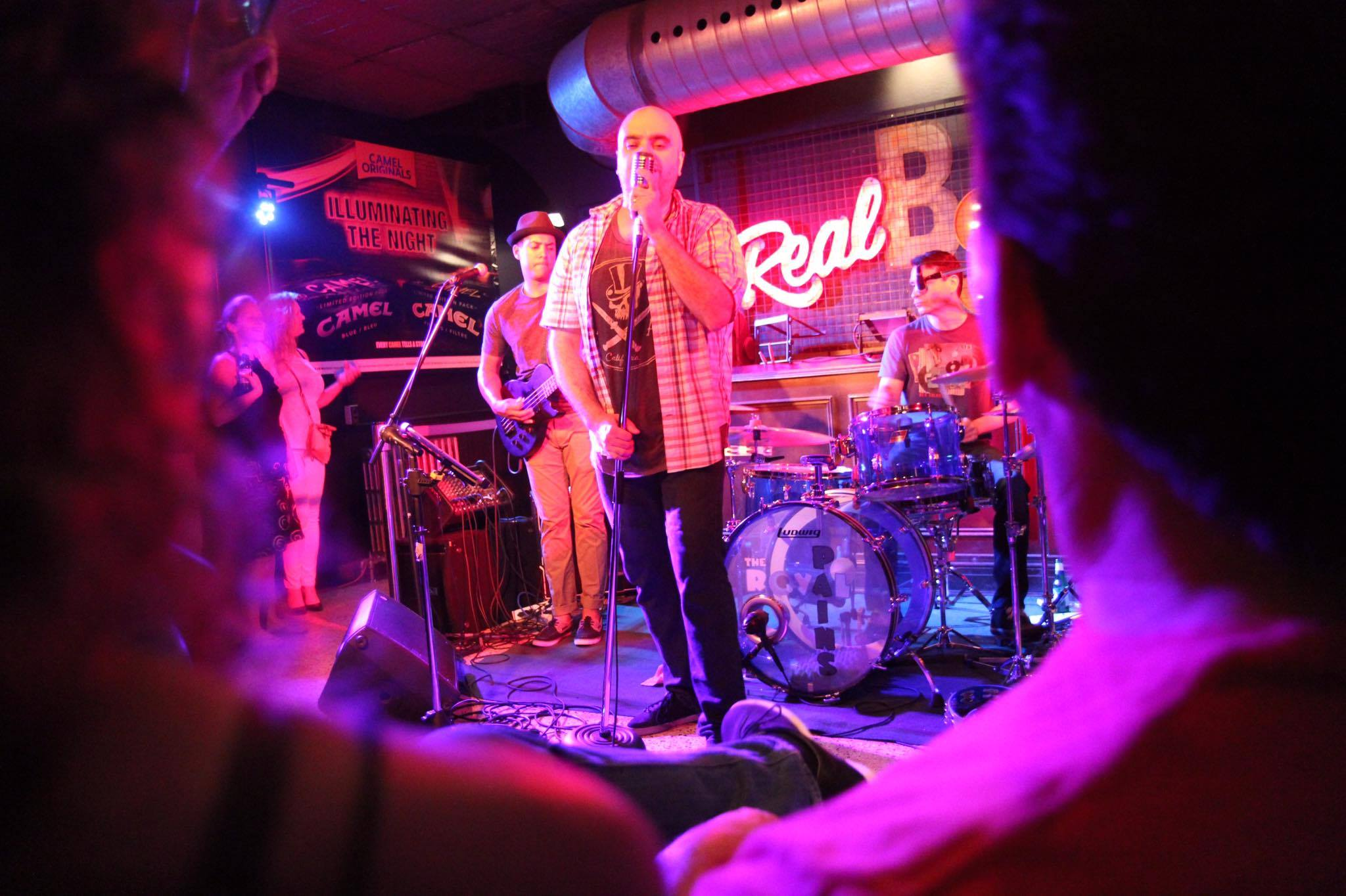 The Royal Pains @ College Street Bar in Toronto