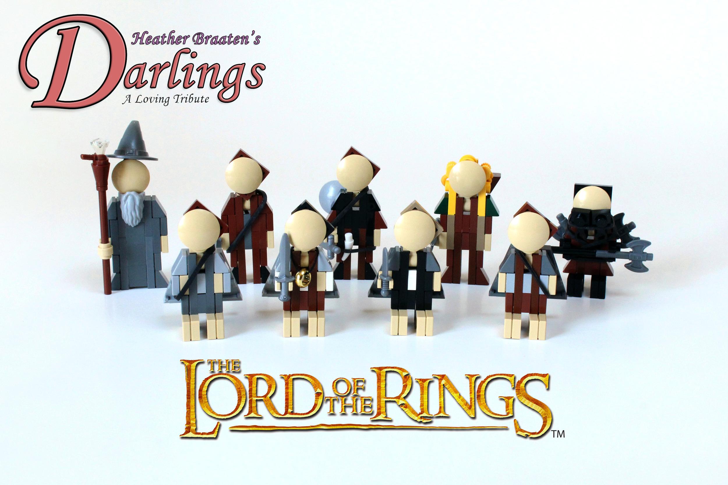 """Lord Of The Rings """"Darlings"""""""