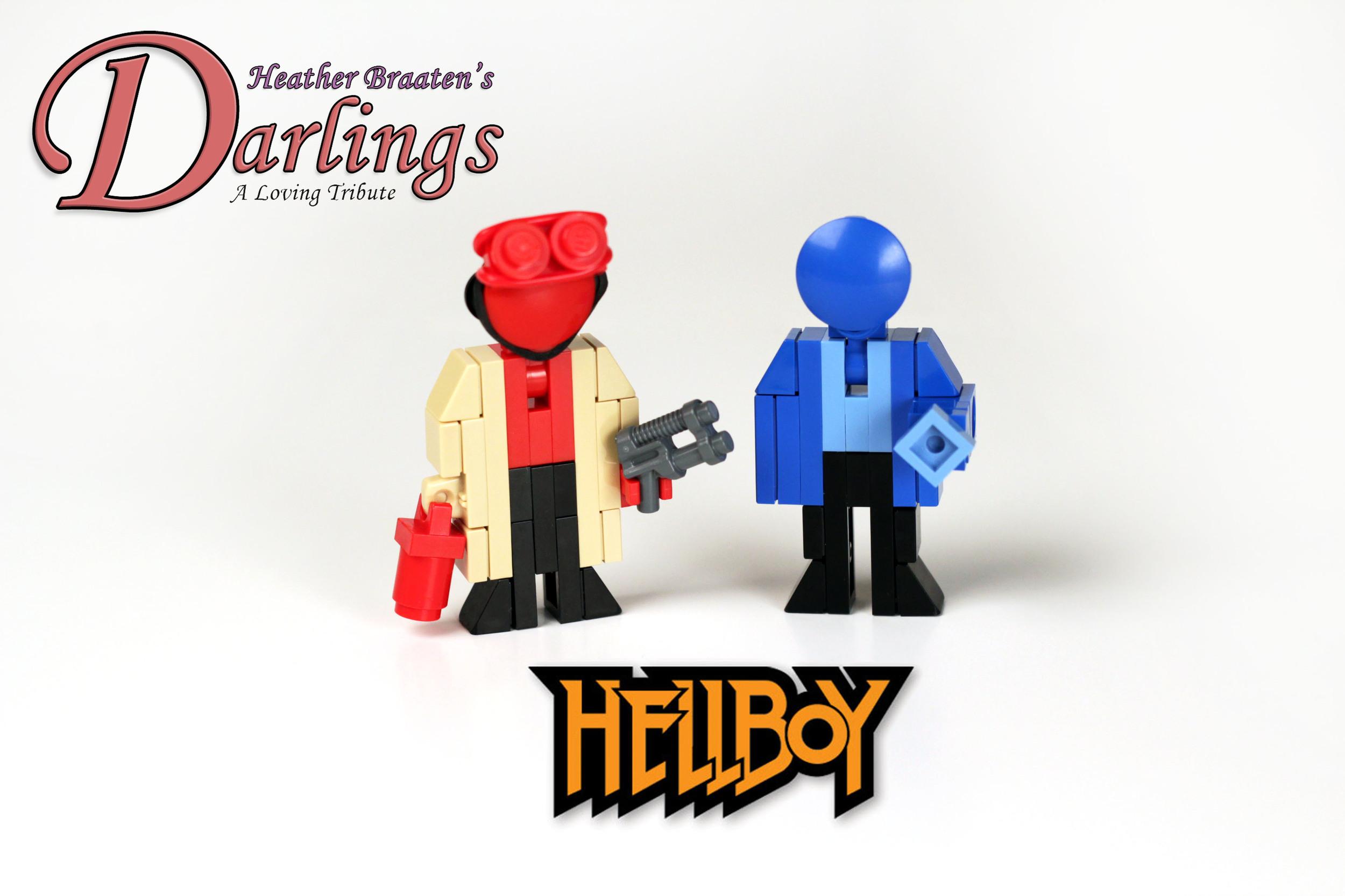 """Hellboy """"Darlings"""""""