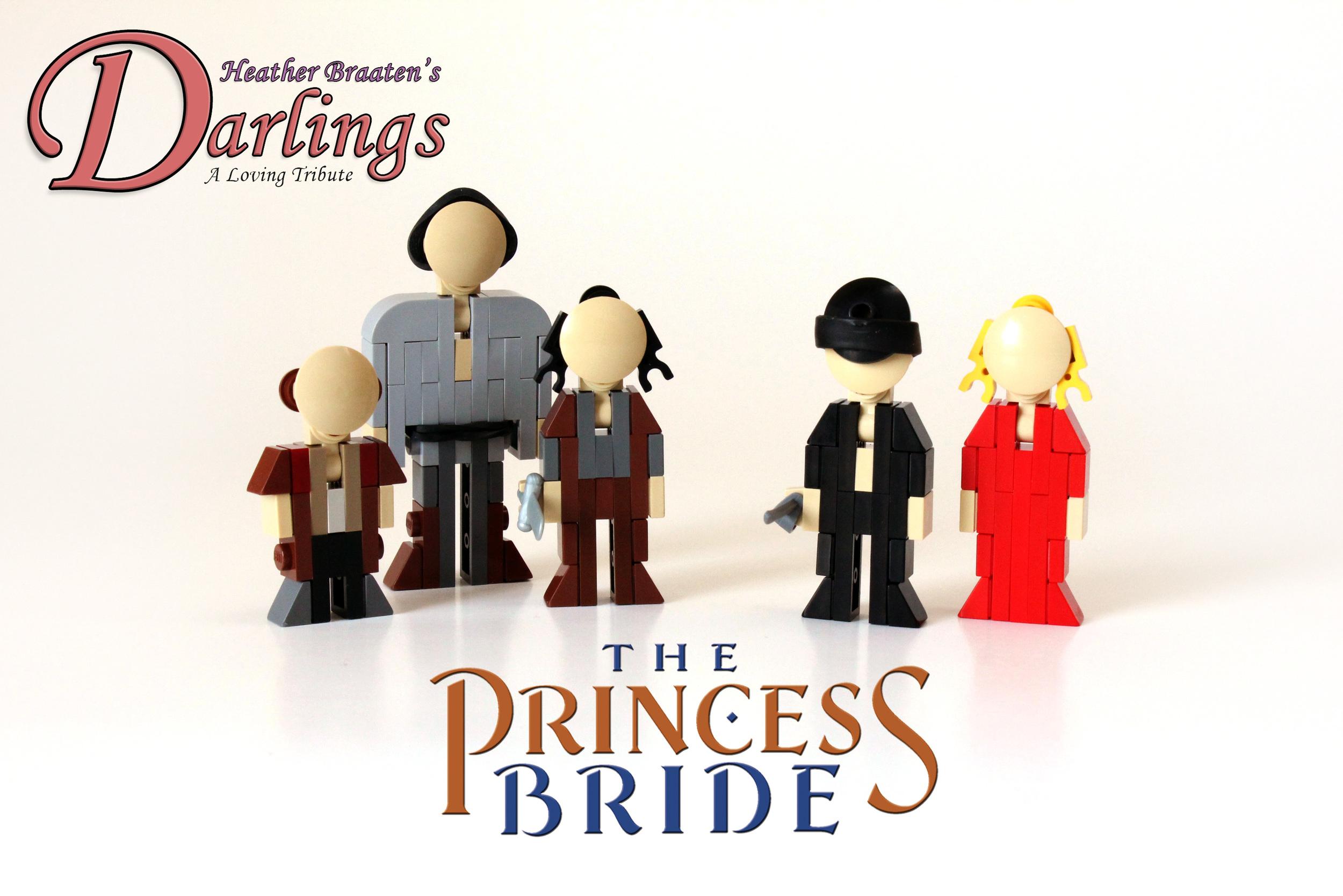 """Princess Bride """"Darlings"""""""