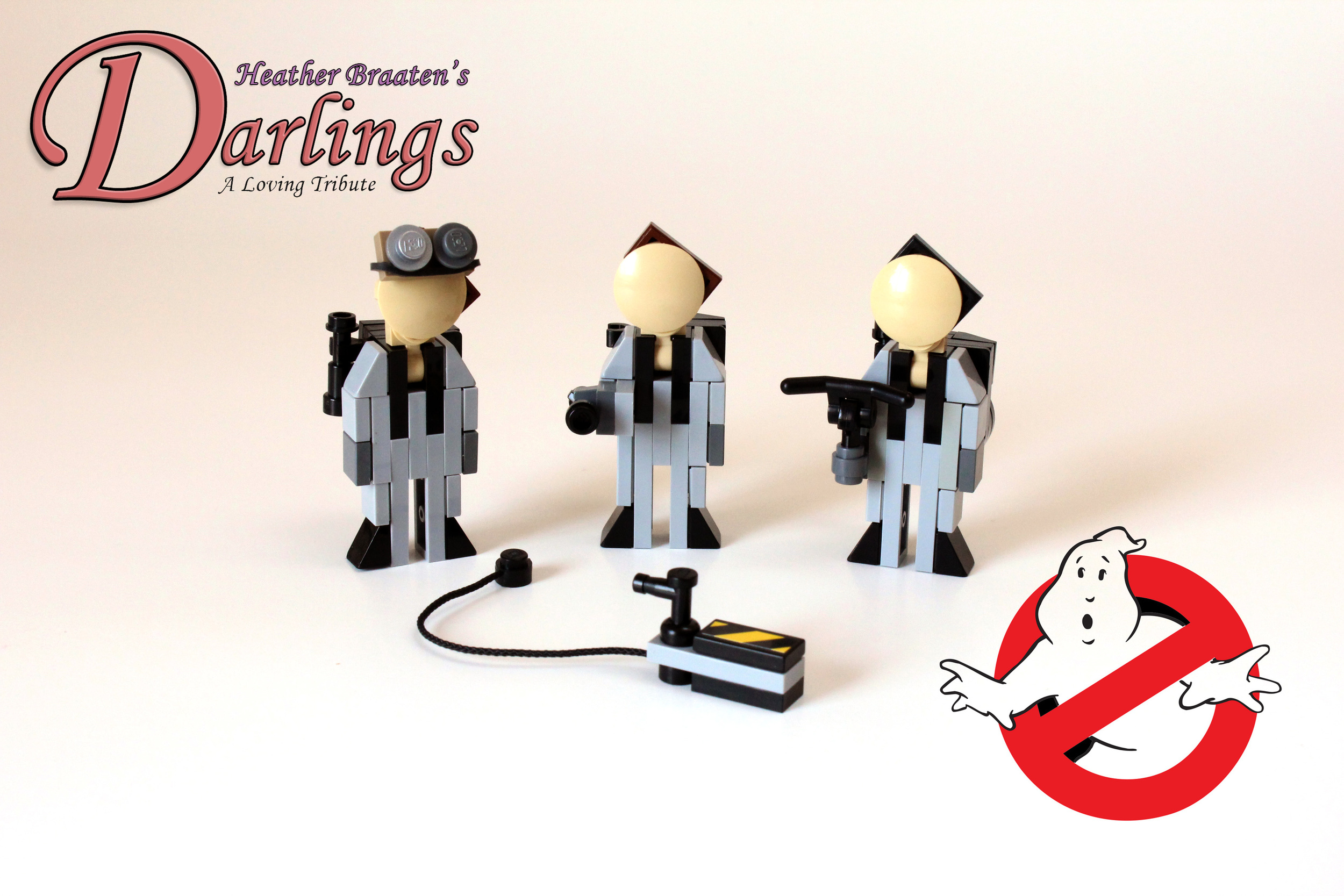 """Ghostbusters """"Darlings"""""""