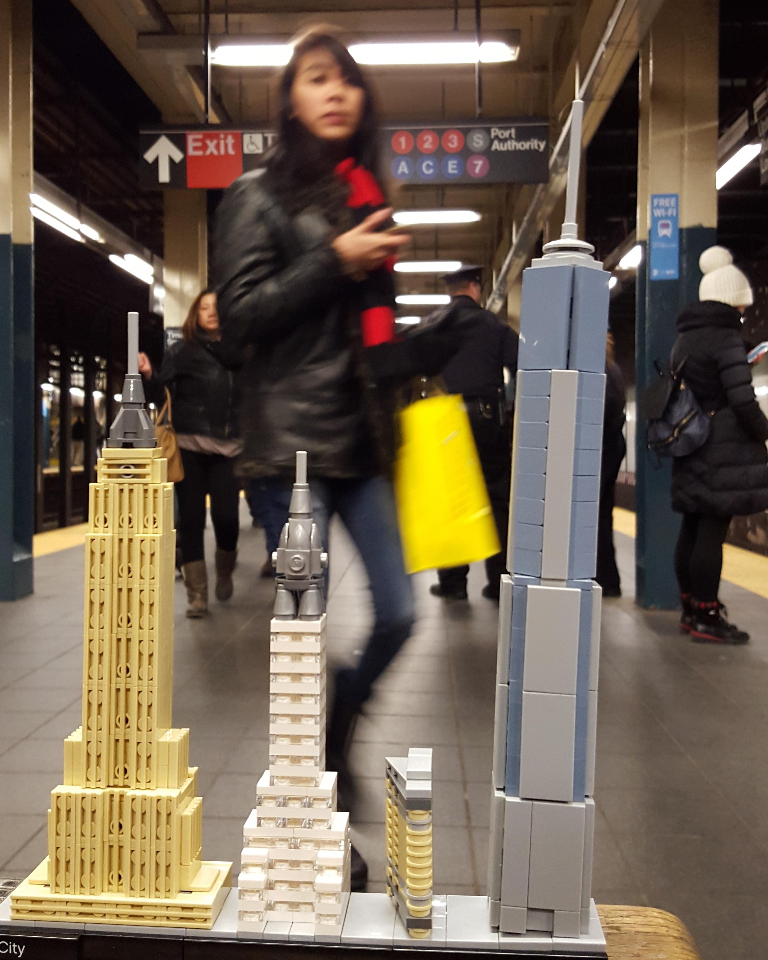 new york underground.