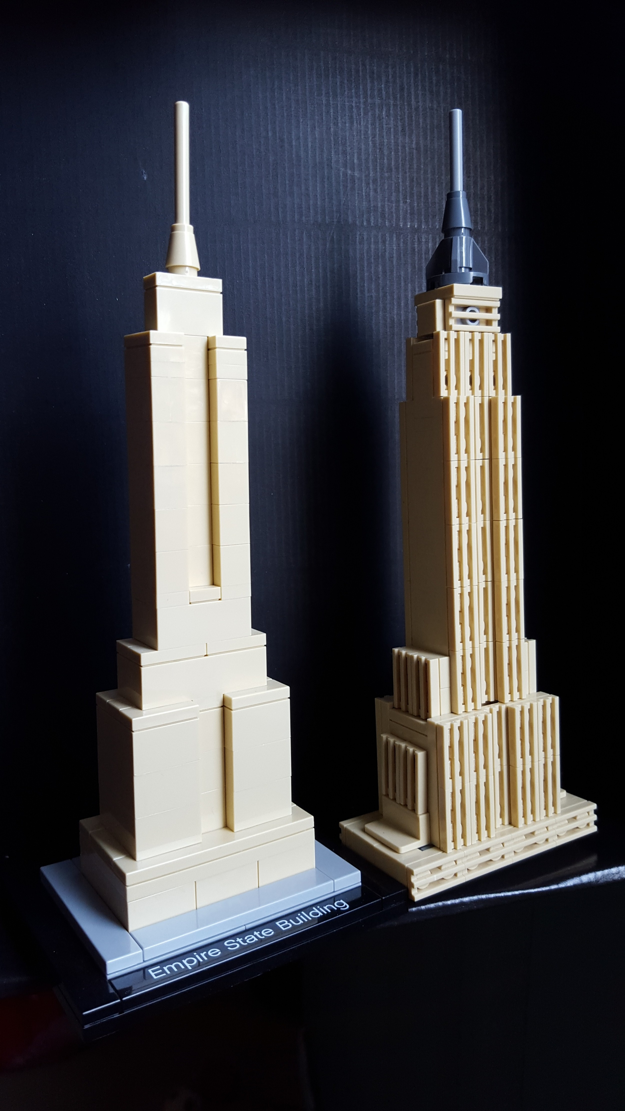 EVOLUTION, LEGO STYLE.