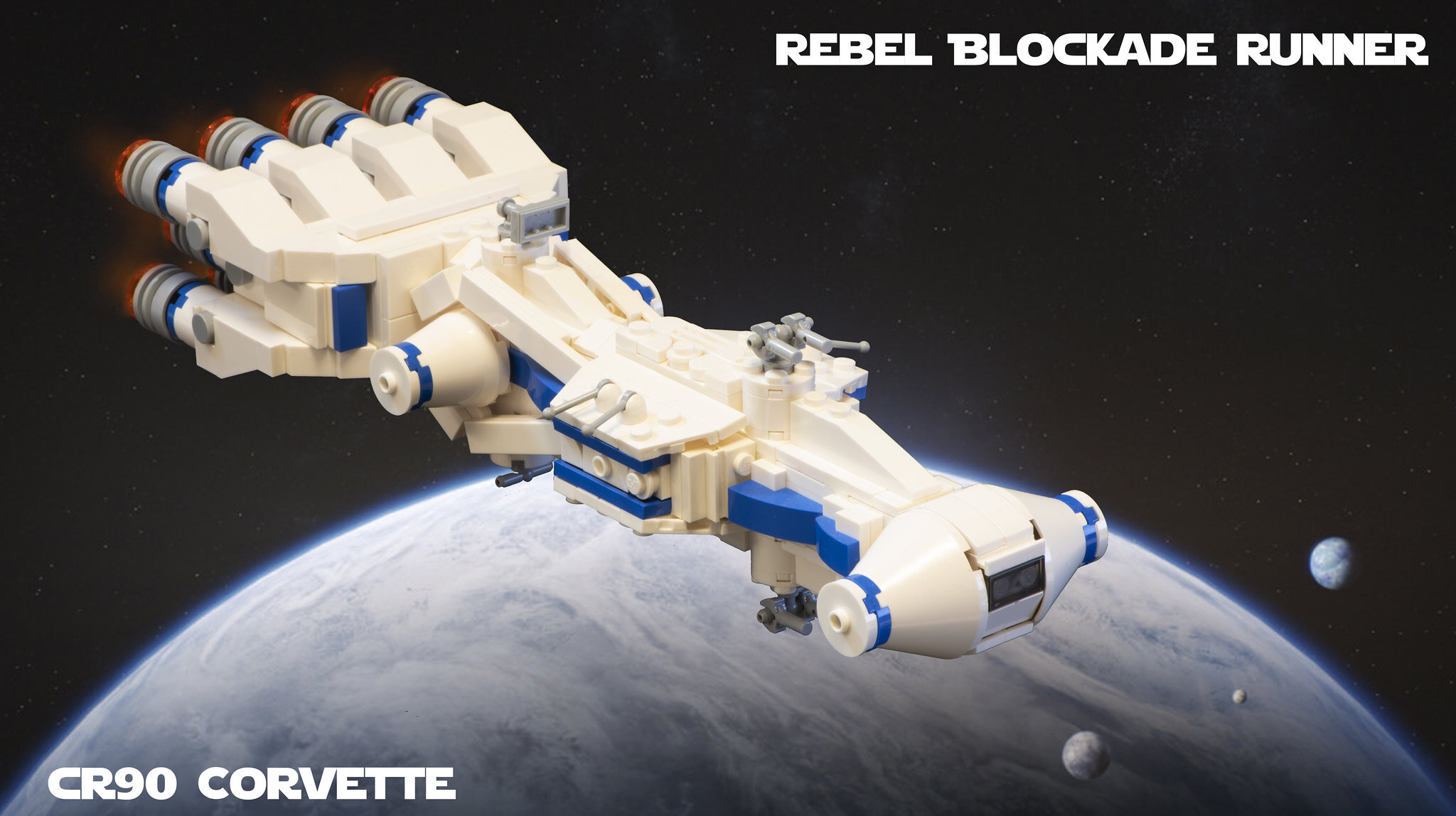 Corellian Corvette Bricknerd Your Place For All Things Lego And The Lego Fan Community